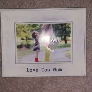Other - Distressed picture frame 5x7